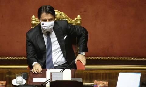 Ιταλία - Κορονοϊός: Aπόφαση για την ανάγκη χρήσης μάσκας σε κλειστούς χώρους