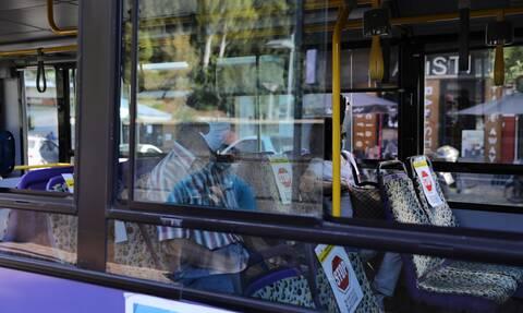 Κορονοϊός: Πάνω από 1.000 ελέγχους σε λεωφορεία – Οι παραβάσεις