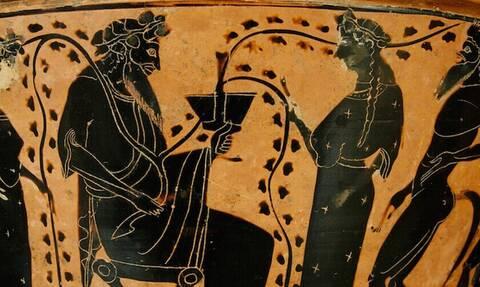 Το τρομερό κόλπο των αρχαίων Ελλήνων με το κρασί τους