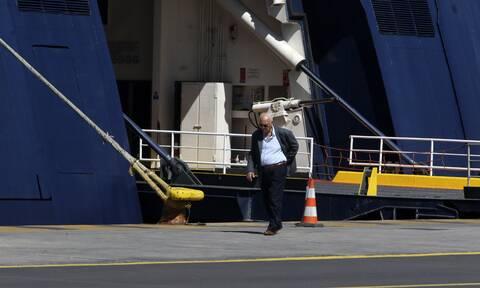 «Εξέγερση» επιβατών σε πλοίο προς την Σύρο - Έφοδος του λιμενικού