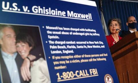 «Η Μάξγουελ με εκπαίδευε για σκλάβα»: Μαρτυρία - σοκ κατά της μαστροπού του Επστάιν