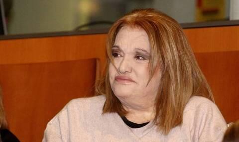 Μαίρη Χρονοπούλου: Τα τελευταία νέα της υγείας της