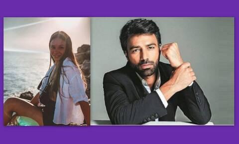 Ανδρέας Γεωργίου: Δες το κορίτσι του με λευκό μπικίνι και θα εντυπωσιαστείς