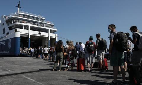 Κορονοϊός: Οριστικό! Με περισσότερους επιβάτες θα ταξιδεύουν τα πλοία - Αυξάνεται η πληρότητα