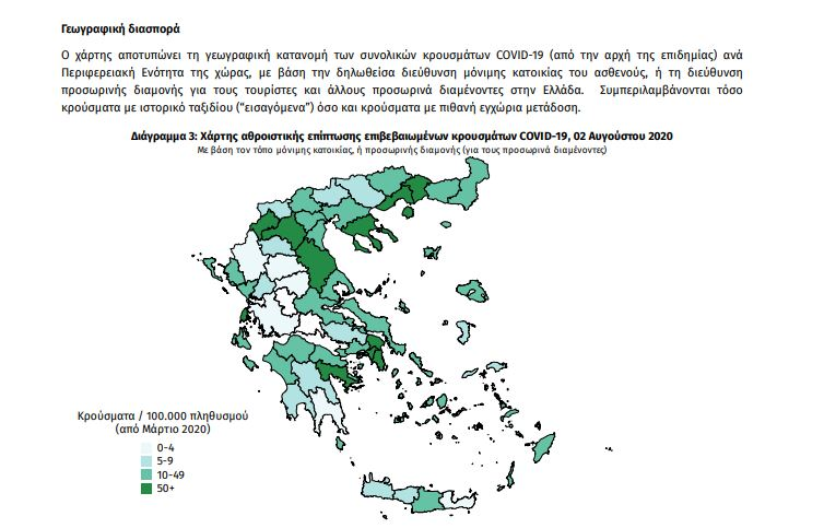 Κορονοϊός: 75 νέα κρούσματα – Στους 208 οι νεκροί 19