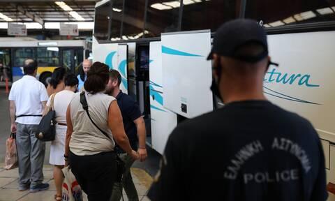 Σε 333 ανήλθαν συνολικά οι παραβάσεις των μέτρων για το κορονοϊό χθες σε όλη την Ελλάδα