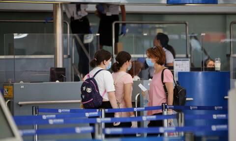 Κορονοϊός: Πού εντοπίζονται τα 75 νέα κρούσματα – Στο… κόκκινο Αττική, Θεσσαλονίκη, Καβάλα