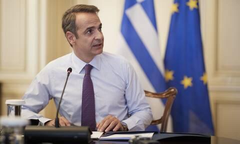 Κορονοϊός: Ανήσυχος ο Μητσοτάκης – Συγκάλεσε έκτακτη τηλεδιάσκεψη τη Δευτέρα