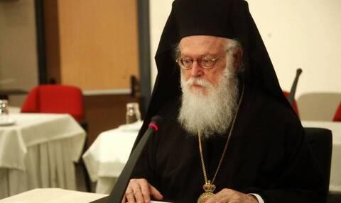 Αρχιεπίσκοπος Αναστάσιος: Κρατάτε αποστάσεις, πλησιάστε μεταξύ σας πνευματικά