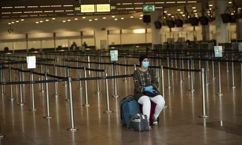 Κορονοϊός: To Βέλγιο απαγορεύει τα ταξίδια σε διάφορες περιοχές της Ευρώπης