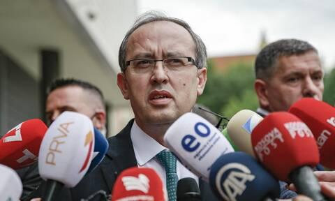 Κόσοβο: Ο πρωθυπουργός Αμπντουλάχ Χότι προσβλήθηκε από κορονοϊό