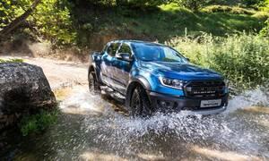 Ford: Μεγαλύτερη διαθεσιμότητα για το «πολεμικό» Ranger Raptor!