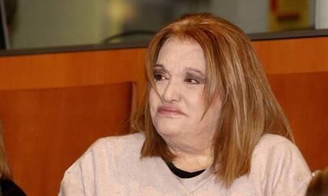 Μαίρη Χρονοπούλου: Το συγκινητικό της μήνυμα - Τα τελευταία νέα της υγείας της