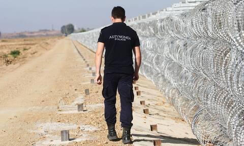 Έβρος: Δεν περνάει τίποτα! Νέος φράχτης 27 χιλιομέτρων - Παντού κάμερες και συρματοπλέγματα