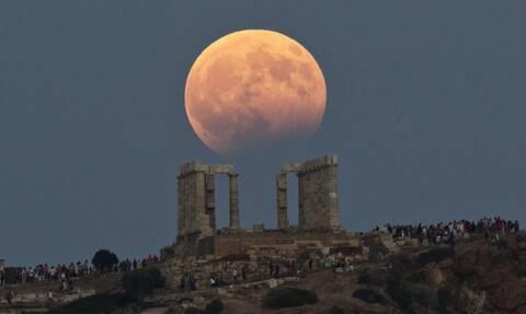 Πανσέληνος Αυγούστου: Το πιο όμορφο φεγγάρι και πού θα το απολαύσετε... δωρεάν