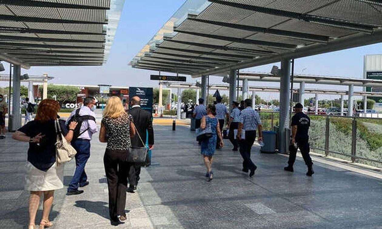 Κύπρος: Αυτά είναι τα νέα μέτρα στα αεροδρόμια (vid)