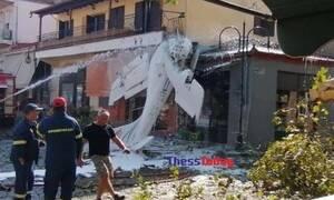 Σέρρες - Πτώση αεροσκάφους: Η τρελή πορεία του μονοκινητήριου - Έτσι σώθηκαν ζωές