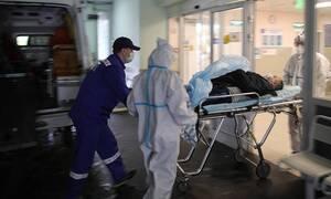 В России за сутки выявили 5 394 случая заражения коронавирусом