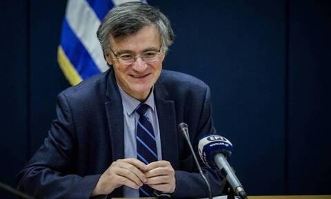 Η απάντηση Πέτσα στις φήμες για τον Σωτήρη Τσιόδρα