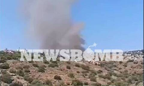 Φωτιά Αίγινα: Εντολή του αρχηγού της Πυροσβεστικής για άμεση διερεύνηση της πυρκαγιάς