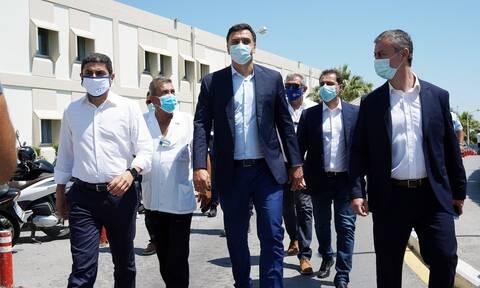 Υπουργείο Υγείας: Έκτακτη σύσκεψη με τους Διοικητές των ΥΠΕ και των δημοσίων νοσοκομείων