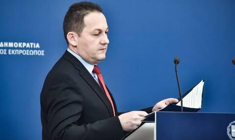 Πέτσας: Δεν θα γίνει ανασχηματισμός, αλλά μία μίνι αναδιάρθρωση της κυβέρνησης