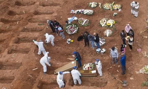 Ο κορονοϊός σαρώνει τη Λατινική Αμερική: Πάνω από 202.000 οι νεκροί