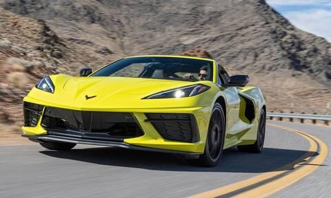 Καναδός μόλις αποκατέστησε το σοβαρό πρόβλημα όρασής του αγόρασε μια Corvette!