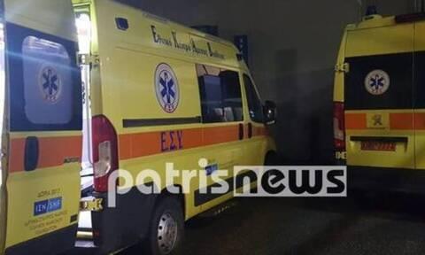 Τραγωδία στον Πύργο: Νεκρός 41χρονος που έπεσε από μπαλκόνι