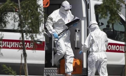 Κορονοϊός: 5.159 νέα κρούσματα και 144 θάνατοι το τελευταίο 24ωρο στη Ρωσία
