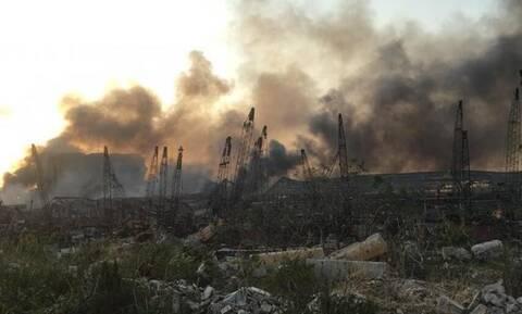 Εκκωφαντικός θόρυβος αναστάτωσε την Κύπρο - Ισχυρή έκρηξη στο Λίβανο
