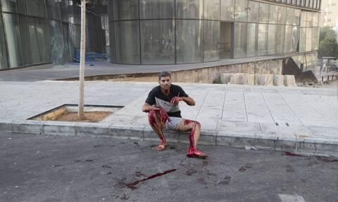 Ισχυρές εκρήξεις στη Βηρυτό - Ακούστηκαν μέχρι την Κύπρο (vids)
