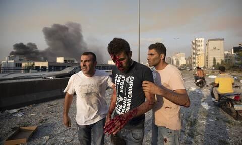 Βηρυτός - Εκρήξεις: Το Ισραήλ διαβεβαιώνει ότι δεν έχει καμία σχέση με τις εκρήξεις