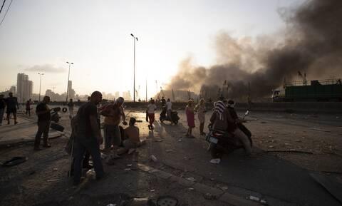 Βηρυτός - Εκρήξεις: Εκατοντάδες τραυματίες - Πολλοί παγιδευμένοι στα χαλάσματα