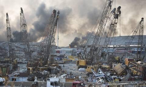 Έκρηξη στη Βηρυτό: Τι είναι το νιτρικό αμμώνιο που ισοπέδωσε την πόλη