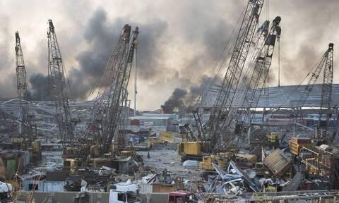 Πρωθυπουργός Λιβάνου: Οι υπεύθυνοι για την έκρηξη στο λιμάνι της Βηρυτού θα λογοδοτήσουν