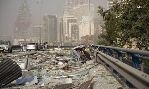 Βηρυτός: Έκρηξη ανάλογη με σεισμό 4,5 ριχτερ