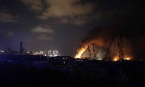 Βηρυτός: Tους 78 έφτασαν οι νεκροί - Σχεδόν 4.000 τραυματίες (ΣΚΛΗΡΕΣ ΕΙΚΟΝΕΣ)