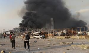 Βηρυτός: Ανατινάχθηκαν 2.750 τόνοι νιτρικού αμμωνίου - Ήταν έξι χρόνια στην αποθήκη