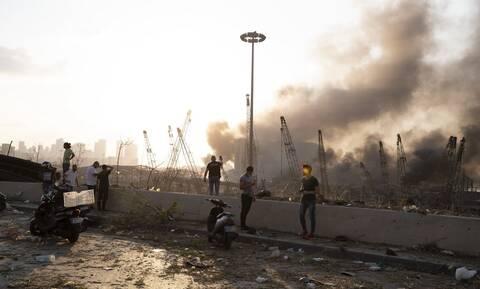Εκρήξεις στη Βηρυτό: Μέλη της γερμανικής διπλωματίας μεταξύ των τραυματιών