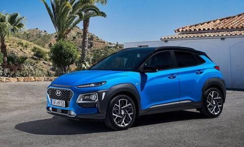 Video- δοκιμή: Hyundai Kona Hybrid