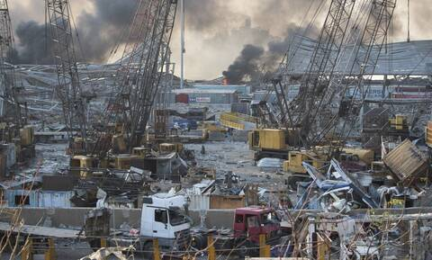 Βηρυτός: Κόλαση επί Γης από την φονική έκρηξη - Πάνω από 100 νεκροί, χιλιάδες τραυματίες