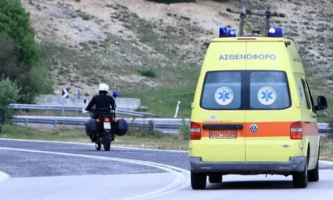 Αλεξανδρούπολη: Φρικτό τροχαίο με 10 νεκρούς στην Εγνατία Οδό