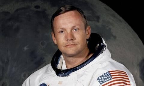 Νιλ Άρμστρονγκ: Ο άνθρωπος που κατέκτησε το διάστημα