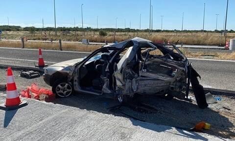 Εγνατία οδός: Επτά νεκροί, ένας στη ΜΕΘ και 4 τραυματίες από το φρικτό τροχαίο