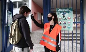 Κορονοϊός: Αυτά είναι τα δύο σενάρια για το άνοιγμα των σχολείων