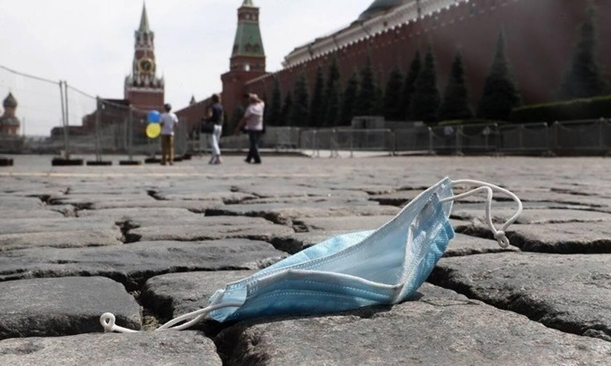 Ρωσία: Ο αριθμός των κρουσμάτων κορονοϊού ξεπέρασε τα 865.000