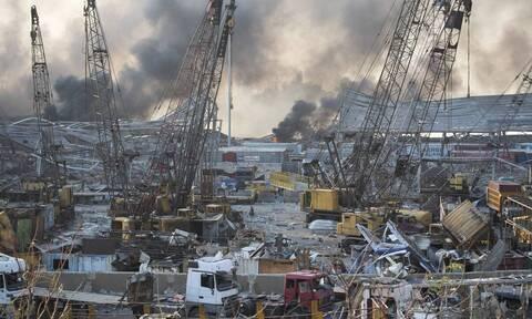 Έκρηξη στη Βηρυτό: Τι είναι το νιτρικό αμμώνιο