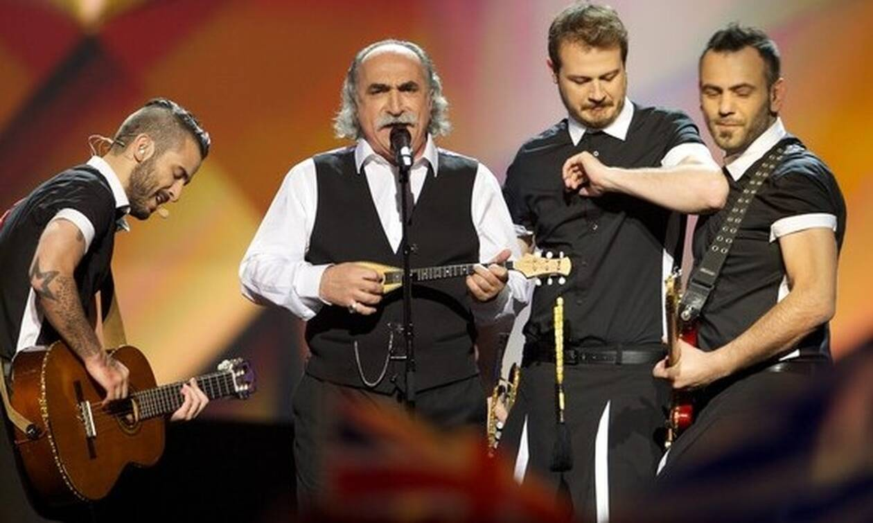 Αγάθων Ιακωβίδης: Όταν εκπρoσώπησε την Ελλάδα στην Eurovision