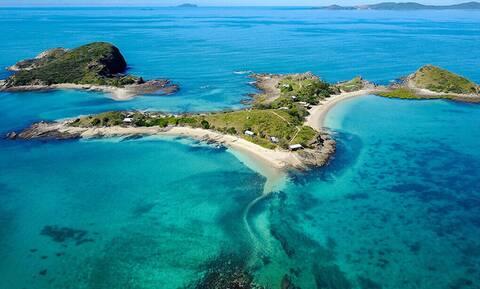 Το ιδιωτικό νησί που όλοι θέλουν να πάνε (pics)